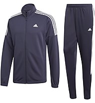adidas MTS Team Sports - Trainingsanzug - Herren, Blue