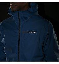 Adidas Multi 3L - GORE-TEX Trekkingjacke - Herren, Blue