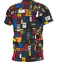 Adidas Originals Multicolor Tee T-Shirt Fitness, Multi Color