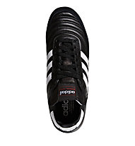 adidas Mundial Team TF - scarpe da calcio per terreni duri - uomo, Black/White
