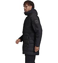 adidas MYSHELTER Climaheat - wattierter Winterparka - Herren, Black