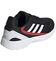 adidas Nebzed - Sneaker - Kinder, Black
