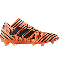 Adidas Nemeziz 17.1 FG - Fußballschuhe fester Boden, Orange