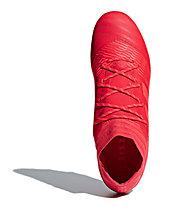 adidas Nemeziz 17.2 FG - scarpe da calcio per terreni compatti, Red