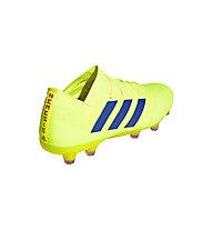 adidas Nemeziz 18.1 FG - scarpe da calcio terreni compatti, Yellow/Blue