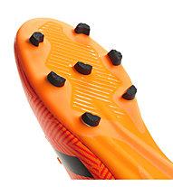 Adidas Nemeziz 18.3 FG Junior - Fußballschuhe fester Boden - Kinder, Orange/Black