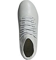 adidas Nemeziz 18.3 FG Junior - Fußballschuhe Rasenplätze - Kinder, Grey