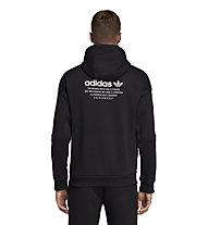 adidas Originals NMD Hoody FZ - giacca della tuta - uomo, Black