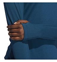 adidas Own The Run - maglia maniche lunghe running - donna, Blue
