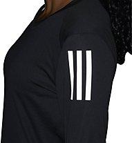 adidas Own The Run - maglia a maniche lunghe running - donna, Black