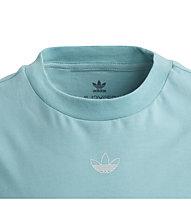 adidas Originals Panel Tee - T-Shirt - Kinder, Blue