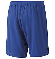 Adidas Parma II Short - Pantaloni Corti, Light Blue/White