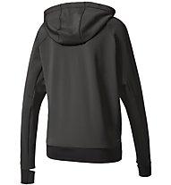 Adidas Performance FZ Hoody - Kapuzenjacke - Damen, Black