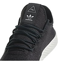 adidas Originals Pharrel Williams Tennis Hu - Sneaker - Herren, Black