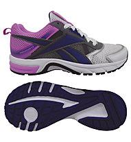 Reebok Pheehan Run 4.0 W - Damenlaufschuh, White/Pink