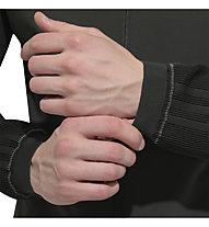 adidas PHX II - giacca con cappuccio running - uomo, Black