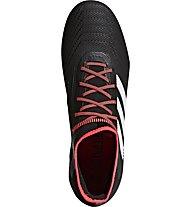 adidas Predator 18.2 FG - Fußballschuhe feste Böden, Black