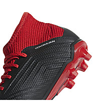 adidas Predator 18.3 FG Jr - scarpe da calcio terreni compatti - bambino