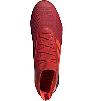 quality design c4a83 391ec adidas Predator 19.1 FG - scarpe da calcio terreni compatti, Red