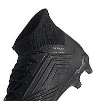 adidas Predator 19.2 FG - Fußballschuh Rasenplatz, Black