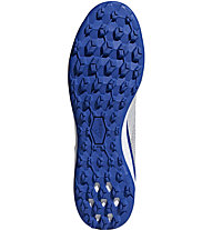 adidas Predator 19.3 TF - scarpe da calcio terreni duri, Blue/Grey