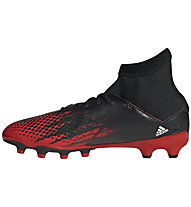 adidas Predator 20.3 MG - scarpe da calcio multisuperfici - bambino, Black