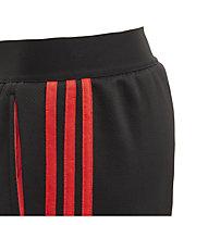 adidas Predator 3S - Kurze Fitnesshose - Junge, Black/Red