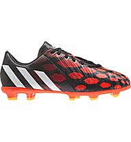 Adidas Predator Absolado LZ FG J Synthetic (BTC cw) - scarpa da calcio, core black/core white/solar red