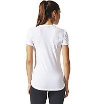 Adidas Prime - T-Shirt - Damen, White