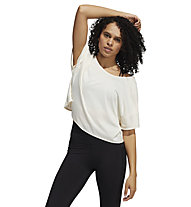 adidas Primeblue - T-Shirt - Damen , White
