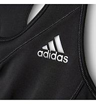 Adidas Printed Graphic - Sport-BH - Mädchen, Black