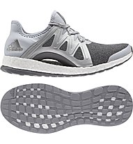 Adidas Pure Boost Xpose Neutralschuh Damen, Grey