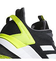 adidas Questar Ride - scarpe jogging - uomo, Black/Lime