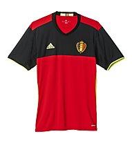 Adidas Nationaltrikot Belgien, Black/Red