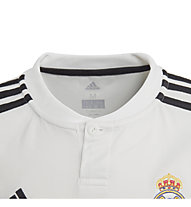 adidas Home Replica Real Madrid Jr. - Fußballtrikot - Kinder, White