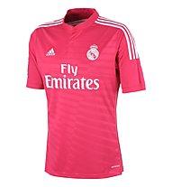 Adidas Real Madrid Auswärtstrikot - Fußballtrikot - Herren, Pink
