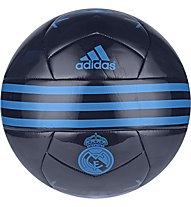 Adidas Pallone da calcio Real Madrid, N.Indigo/B.Blue/White/S.Met