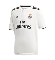 adidas Real Madrid Home JR - maglia calcio - bambino, White