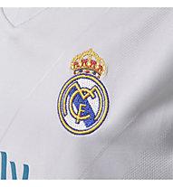 Adidas Real Madrid Home Replica 2017/2018  Junior Jersey - Fußballtikot - Kinder, White