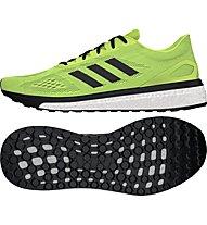 Adidas Response LT scarpe running, Yellow