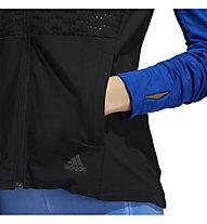 adidas Rise Up N Run - Laufweste - Damen, Black