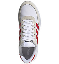 adidas Run 60s 2.0 - sneakers - uomo, White/Red