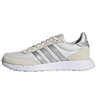 adidas Run 60s 2.0 - Sneaker - Damen, White/Rose/Grey