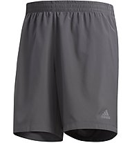adidas Run It Short - Laufhose kurz - Herren, Grey