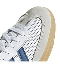 adidas Samba OG - Sneaker - Herren, White/Blue