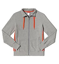 Adidas Essentials Brushed Trainingsjacke Damen, Light Grey