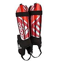 Adidas Shin Guardghost Reflex - Schienbeinschoner, Red