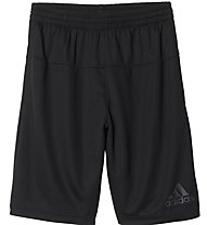 Adidas Short Gym Horizon - kurze Fitnesshose für Kinder, Black