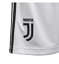 adidas Short Home Replica Juventus - pantaloni calcio - bambino, White/Black