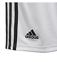 adidas Short Home Replica Juventus - pantaloni calcio - bambino, White/Black